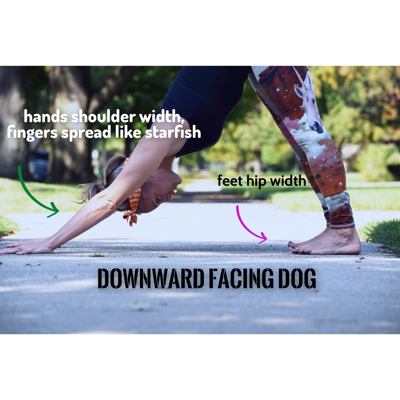 Yoga Pose of the Day: Downward-Facing Dog Yoga Pose of the Day: Downward-Facing Dog new picture