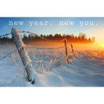 Pinterest Post It #5: New Year New You