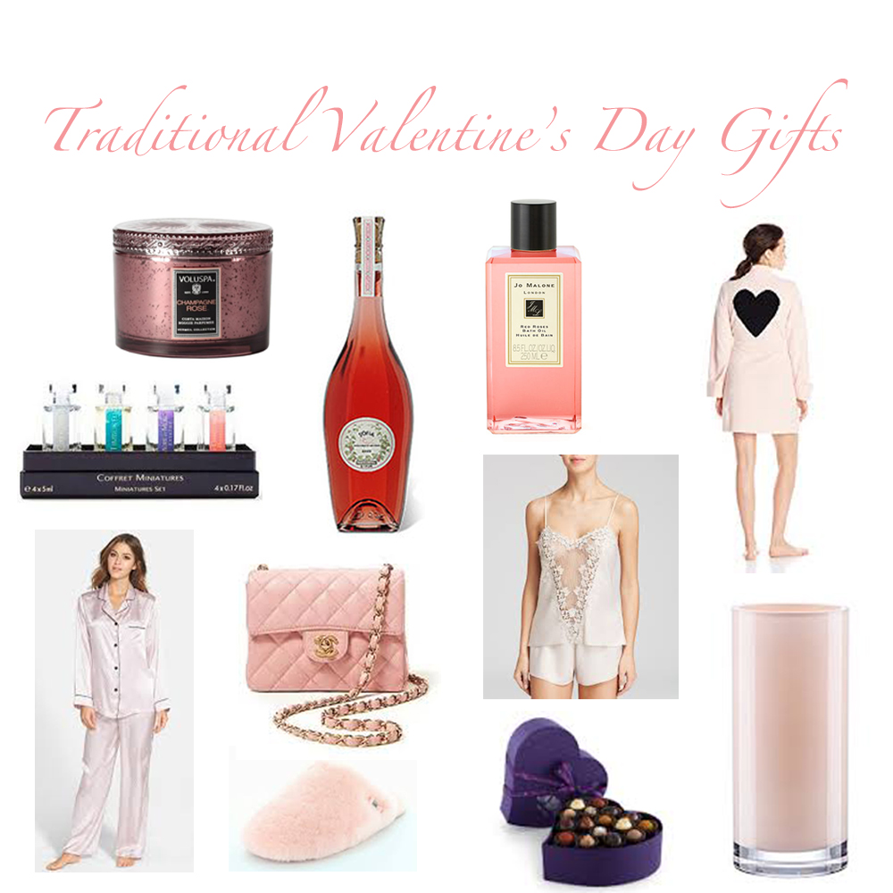 Traditional Valentine's Day Gift Guide