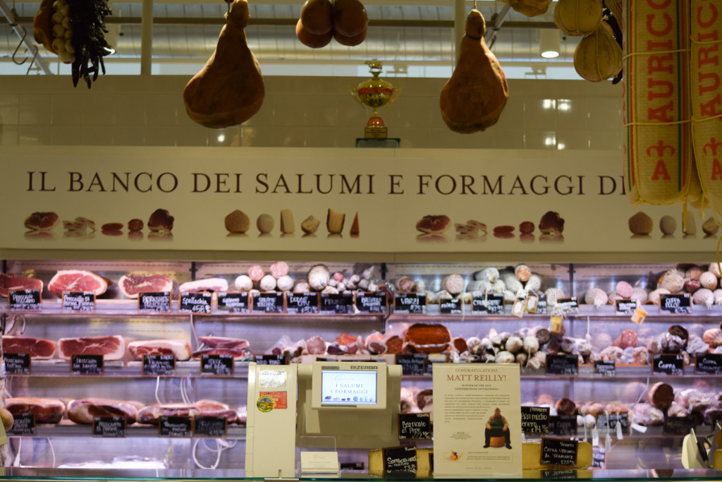 The Sister Project and Eataly