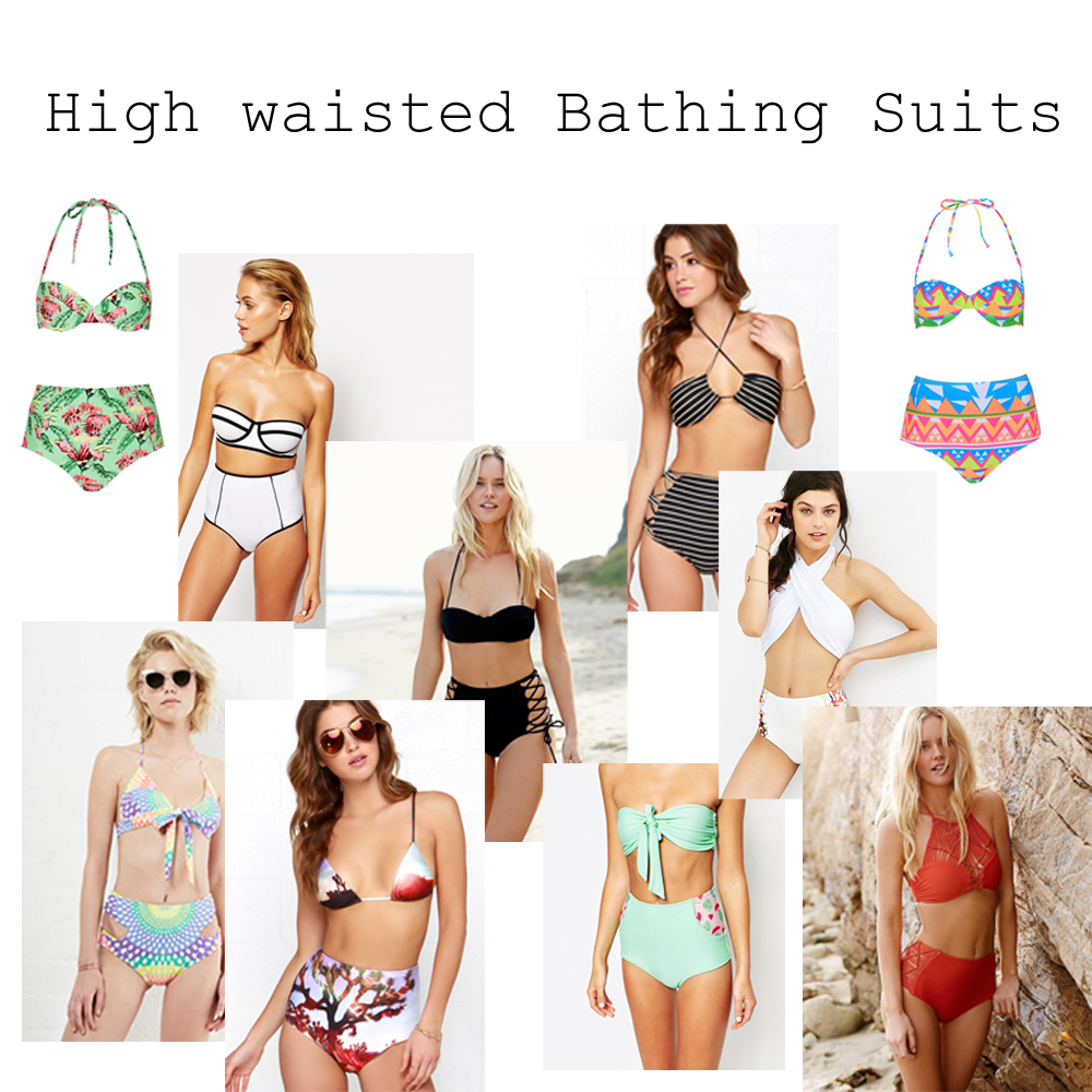Gotta Have My Pop: The Marilyn Monroe and High Waisted Bikini Edition