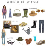 Gardening Must Haves TSP Style