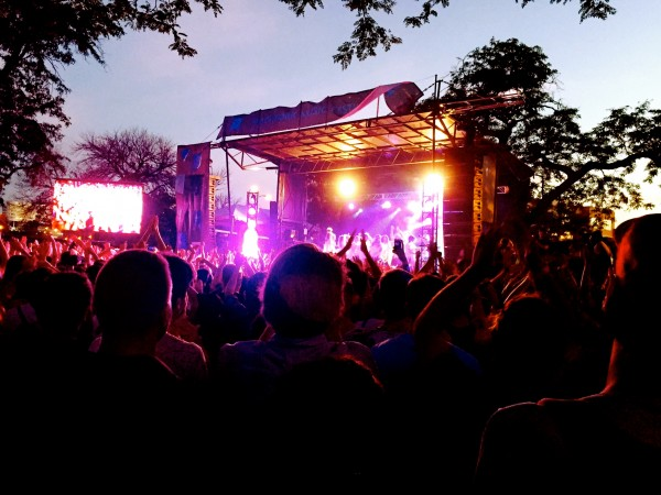 Pitchfork 2015 Review – the good, the bad and the rainy.