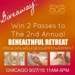 Be Healthful Giveaway