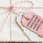 4 Things – A Gift Giving Tradition