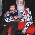 The Scary Santa