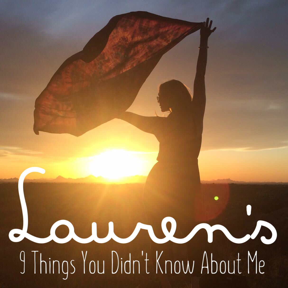 9 Things About Lauren