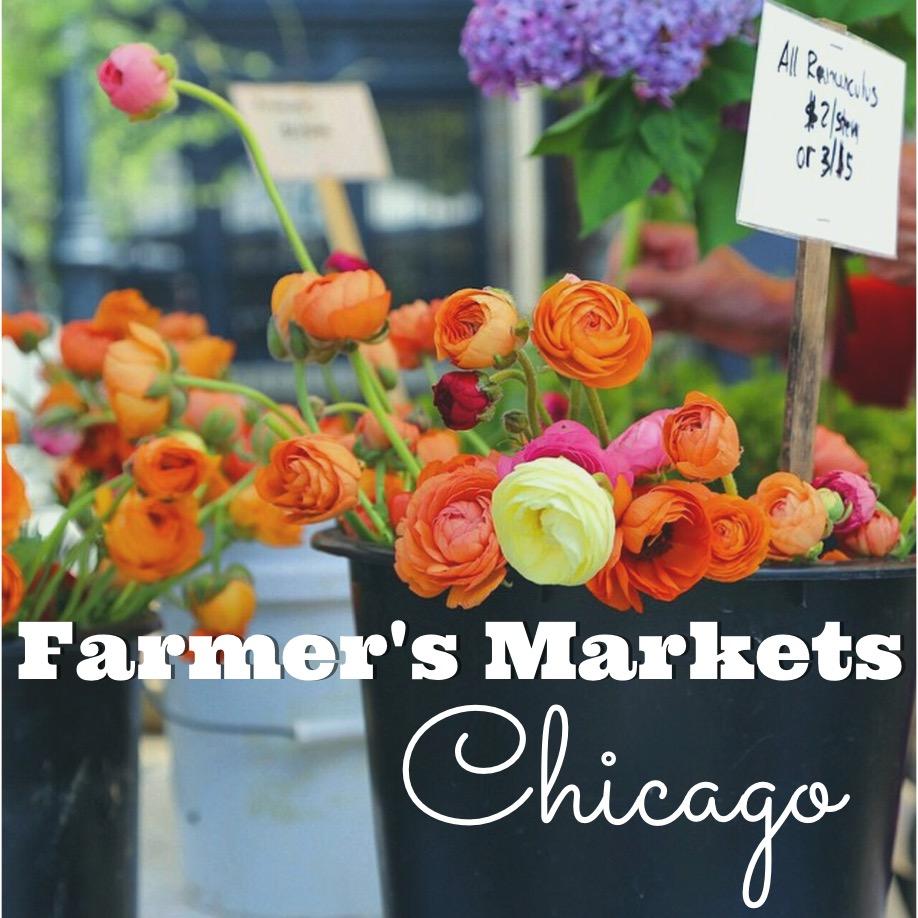 Chicago Farmer's Market
