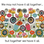 My Family – Together We Have It All