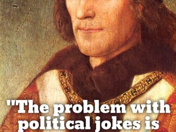 Ohhhh, Politics.