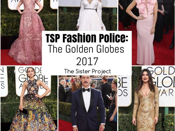 TSP Fashion Police: The Golden Globes 2017