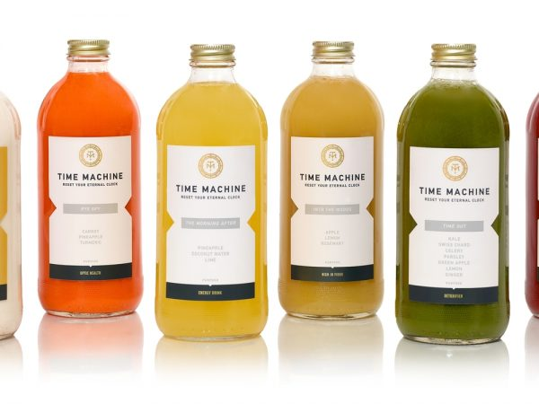 Time Machine Juice Cleanse Review