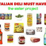 Italian Deli Must Haves