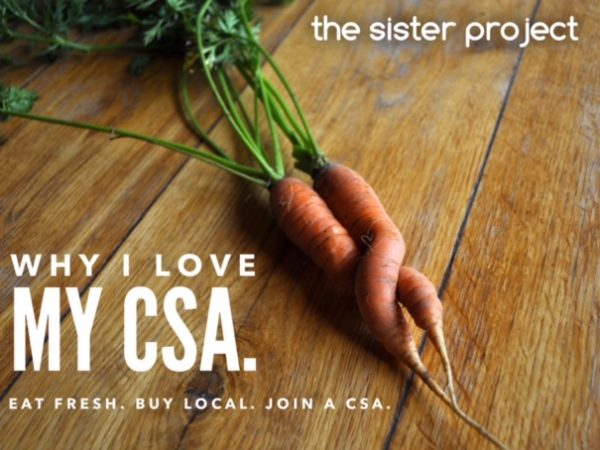Why I Joined A CSA