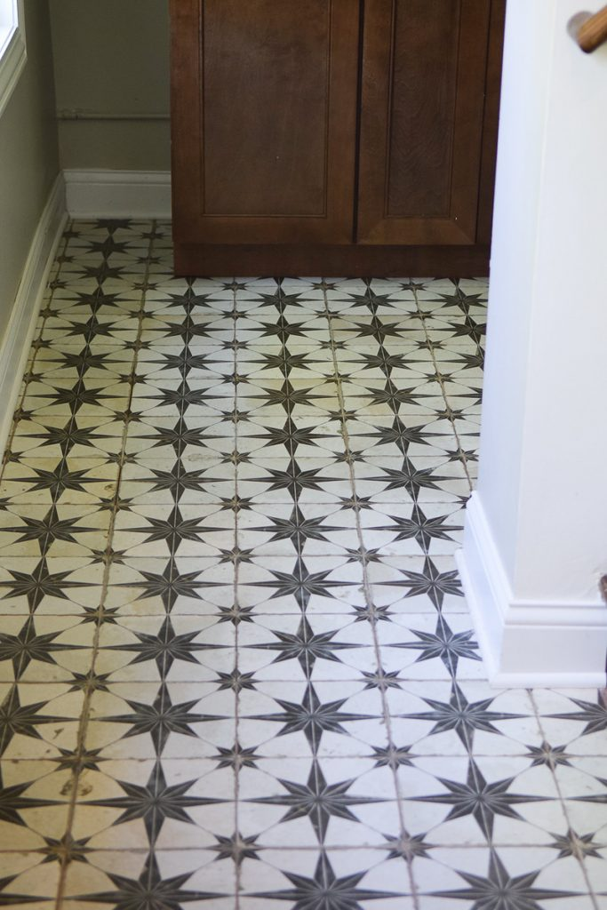 laundry room floor
