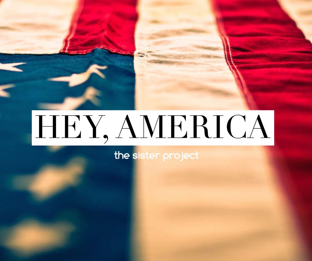 HEY AMERICA