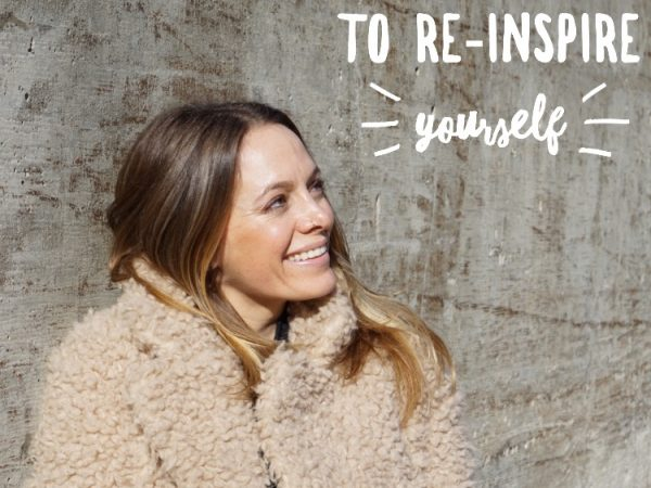 How To Re-Inspire Yourself