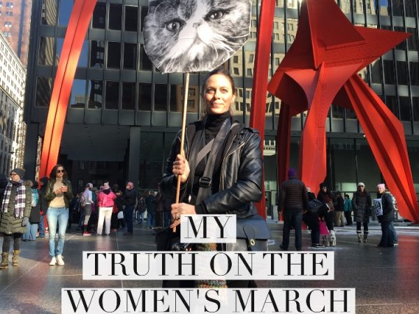 My Truth On The Women's March