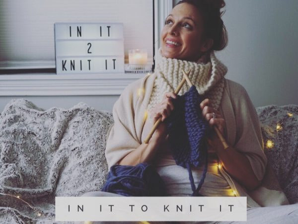 In It To Knit It