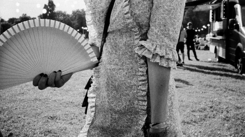 The Hand Fan – Every Woman Should Have One