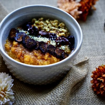 Sweet Potato & Cauliflower Mash