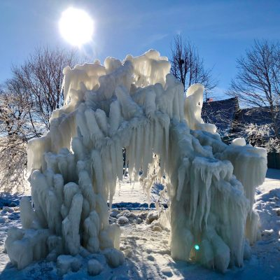 Winter in Chicago Must See – Promontory Point