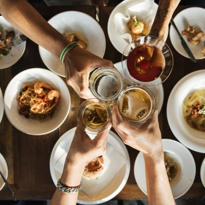 How To Host A Potluck Dinner