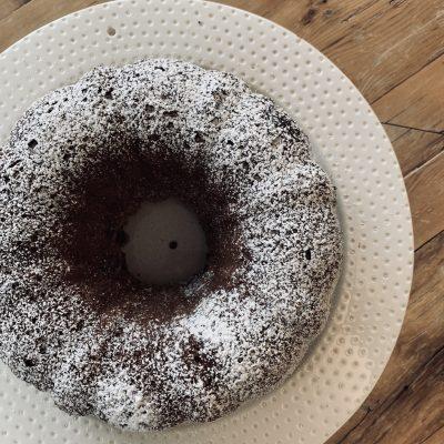 The Perfect Coffee Cake