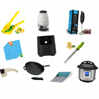 Must-Have Kitchen Gadgets