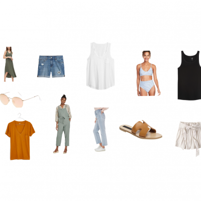 Our Favorite Summer Staples