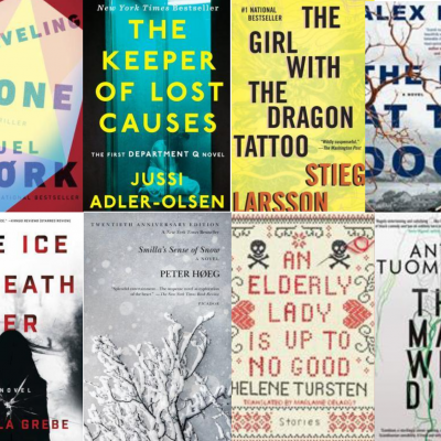 Scandinavian Noir Book List