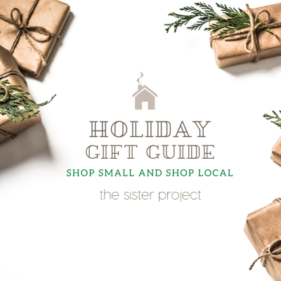 Shop Small, Shop Local Holiday Gift Guide